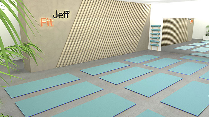 """Fit Jeff aspira a convertirse en """"la mayor cadena de fitness del mundo"""""""