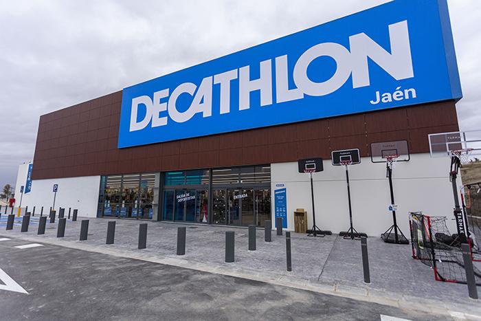 Decathlon cerrará el año con 171 tiendas tras abrir en Jaén