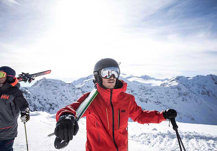 Helly Hansen invita a sus clientes a esquiar en 50 estaciones top del mundo