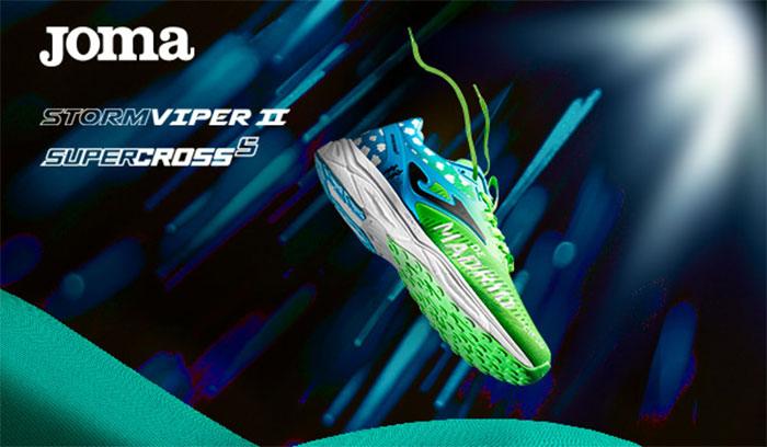 Joma lanza dos zapatillas conmemorativas para el Medio Maratón de Madrid