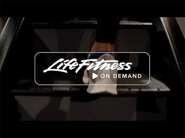 Life Fitness introduce el fitness bajo demanda en su maquinaria de cardio