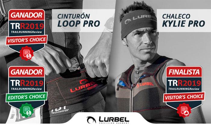 Lurbel, doblemente premiada en los Trail Running Review