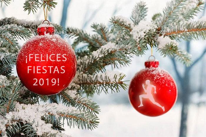 ¡Cmdsport Running os desea una Feliz Navidad 2019!