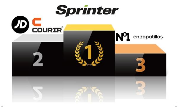 El retail español de deportes inicia 2020 con una cifra similar de tiendas que en 2019