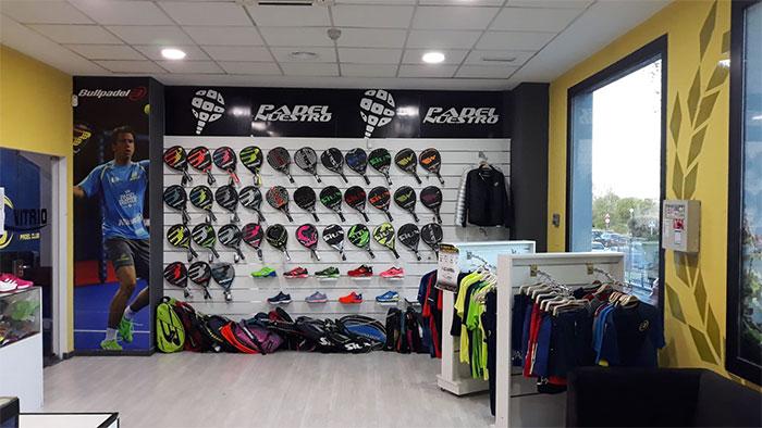 Padel Nuestro se refuerza en Portugal y expande en España su modelo de tienda Express