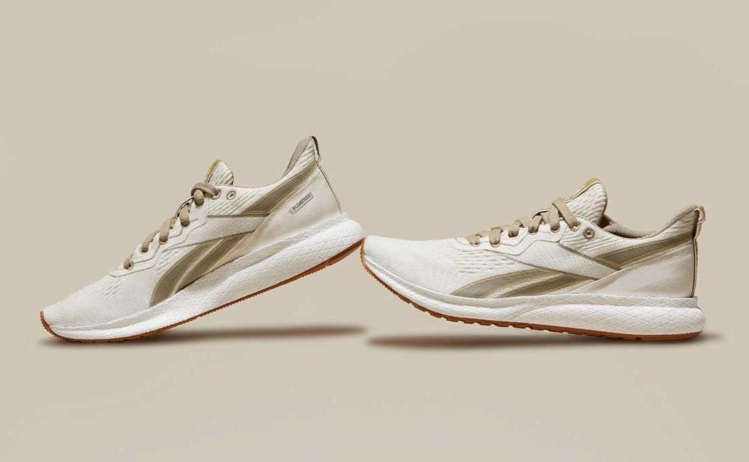Reebok crea las primeras zapatillas fabricadas con plantas