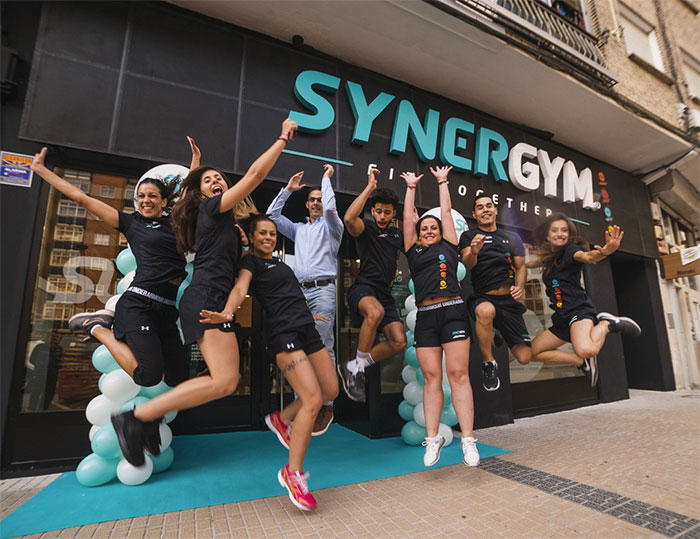 Synergym capta 150.000 euros en dos horas para continuar su expansión