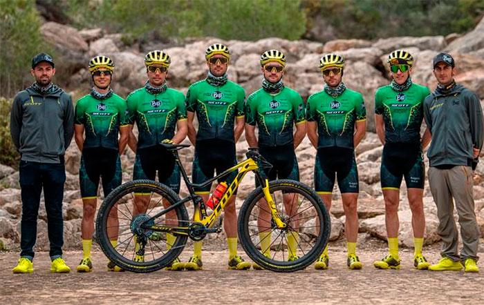 El Buff Scott MTB Team incorpora a Konny Looser