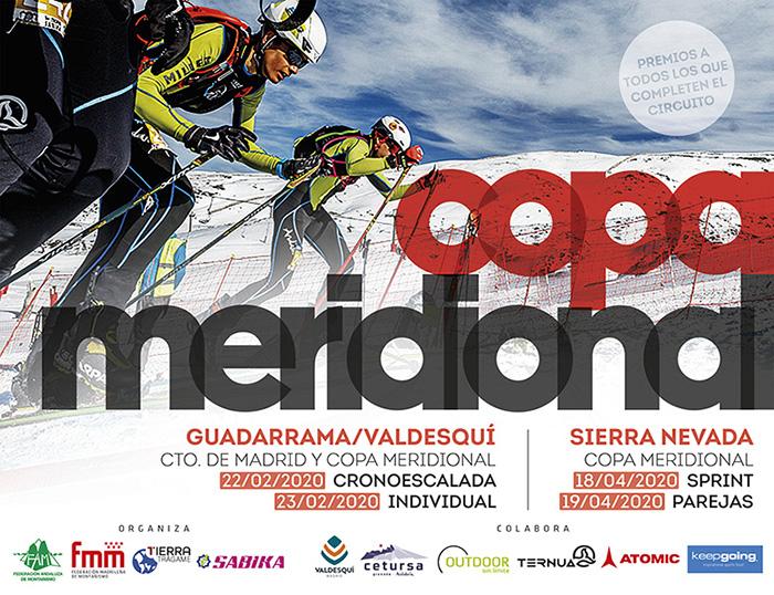 Nace la primera Copa Meridional de Esquí de Montaña