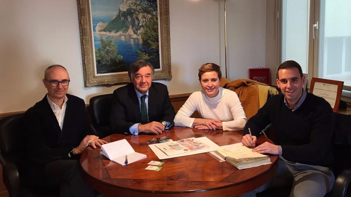 COPLEF Madrid y el Colegio Oficial de Farmacéuticos ultiman un convenio de colaboración
