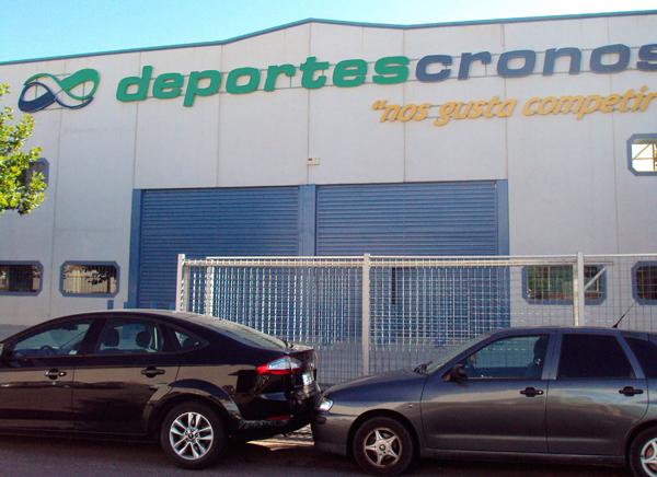 """Deportes Cronos: """"hay vida más allá de Nike"""""""