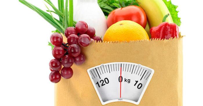 Propuesta de menú saludable para perder peso