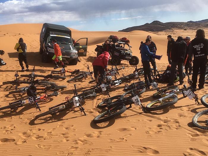 Riese & Müller triunfa en la Ebike Desert Challenge