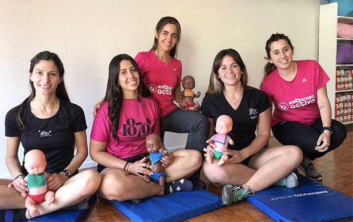Embarazo Activo suma un nuevo centro oficial en Argentina