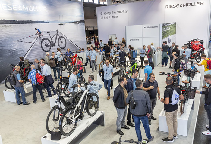 Eurobike prevé volver a alcanzar los 1.400 expositores este año