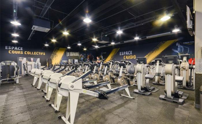 La francesa Fitness Park fija para primavera su debut en España
