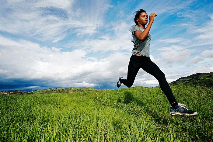Free Running, el placer de correr por correr
