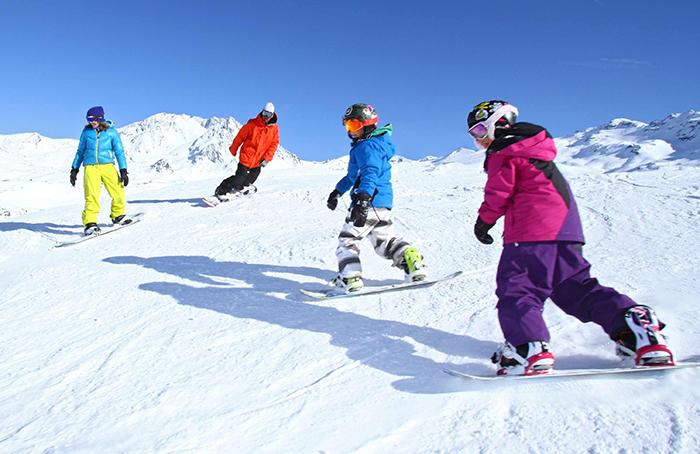 Las estaciones de esquí españolas se unen al World Snow Day
