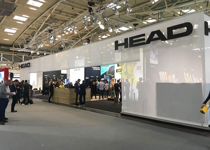 Head desvelará en Ispo Múnich sus novedades para el próximo invierno