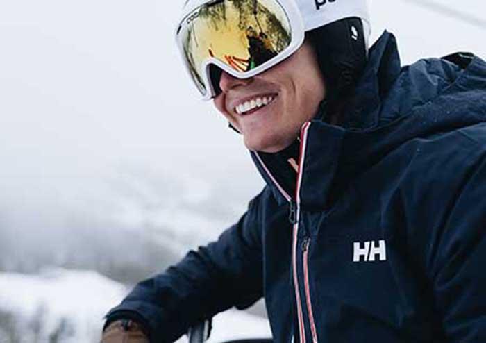 Helly Hansen vuelve más ligeras sus prendas de esquí gracias al aislamiento LifaLoft