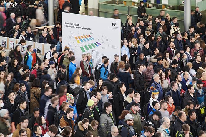 Ispo Múnich 2020 recibe 80.000 visitantes