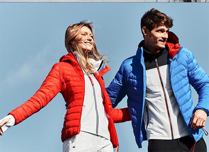 Luhta Sportswear gana terreno a las grandes marcas