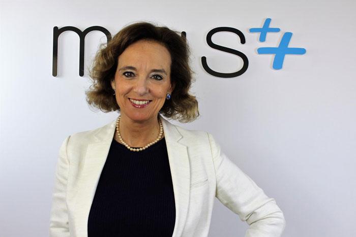 """Mª Ángeles de Santiago: """"las mujeres referentes en el fitness son bastante 'invisibles'"""""""