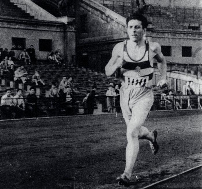 Así es la historia del pionero del Maratón en España, Miguel Navarro
