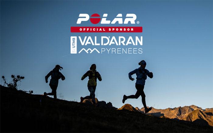Polar patrocina la nueva prueba Val d'Aran by UTMB