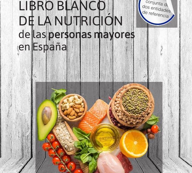 Publican el Libro Blanco de la Nutrición de las Personas Mayores