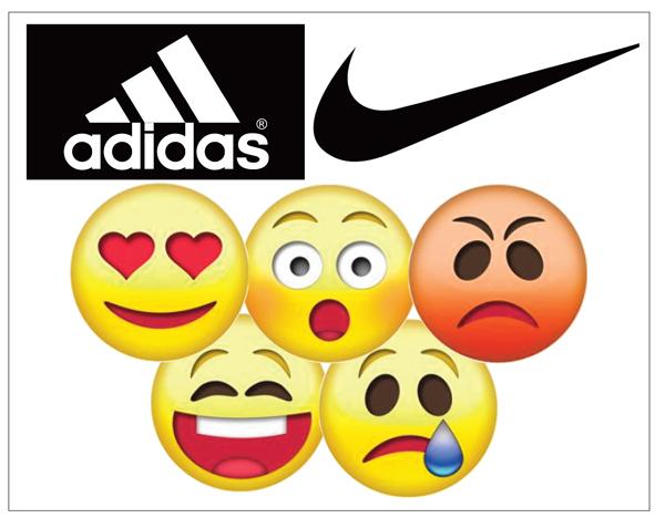 ¿Qué emociones suscitan Adidas y Nike entre los consumidores?
