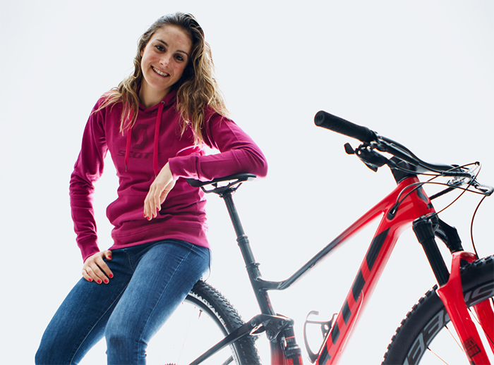 Scott refuerza su apuesta por el ciclismo femenino con el fichaje de Natalia Fischer