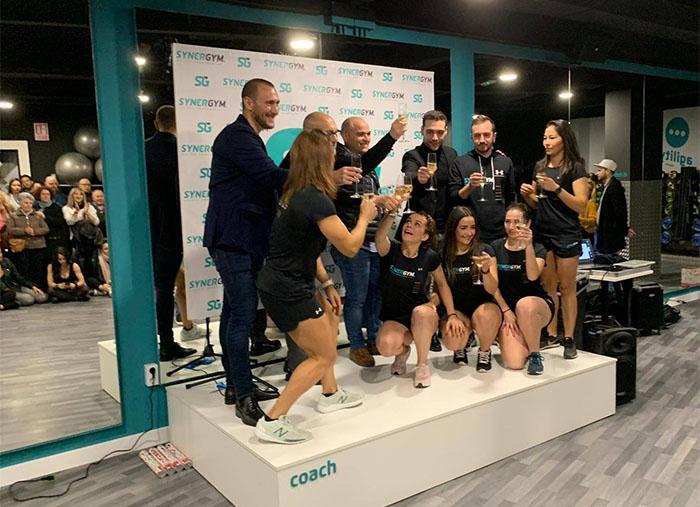 Synergym abre su quinto gimnasio en Valencia