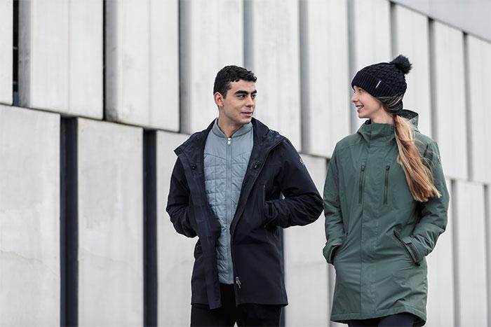 Ternua lanza una nueva categoría de prendas urbanas para el próximo invierno