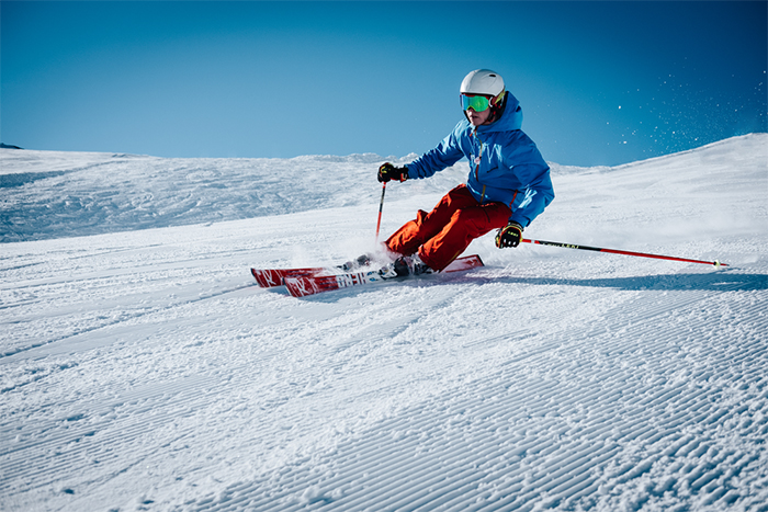 Las tiendas online de esquí pierden posicionamiento