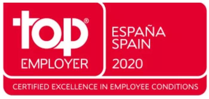 Solo una empresa del deporte se cuela en el TOP Employers España 2020
