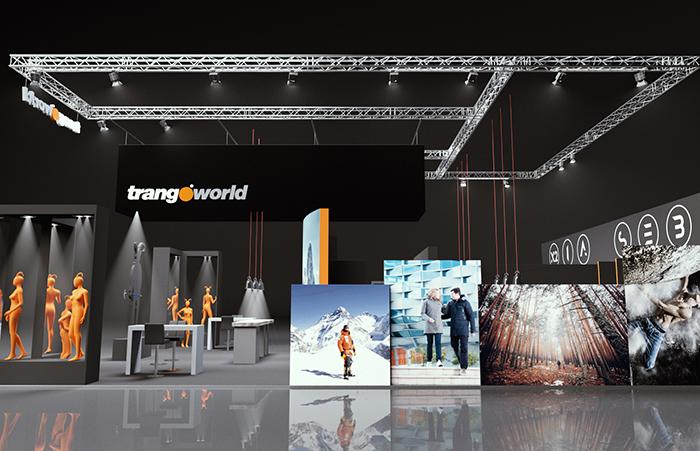 Trangoworld desvela en Ispo su nuevo posicionamiento de marca, stand e imagen