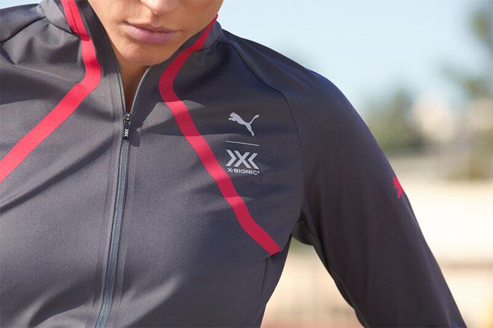 Puma y X-Bionic se alían en el diseño de ropa de running termorreguladora