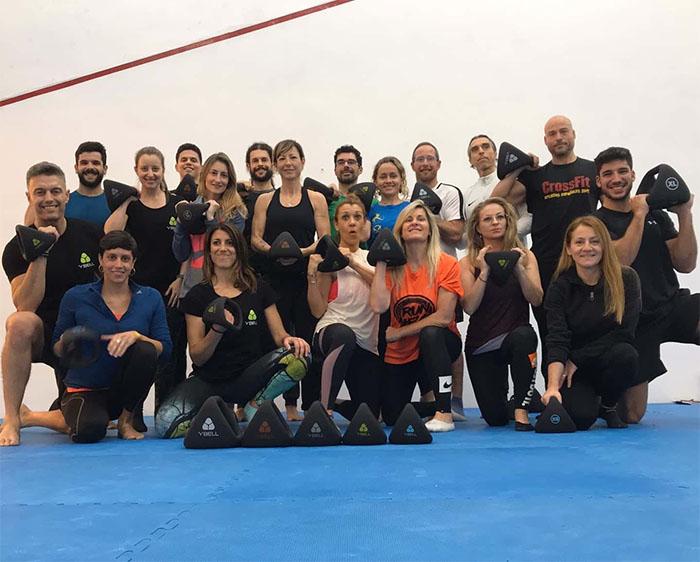El sistema de entrenamiento YBell entrega sus primeras certificaciones en España