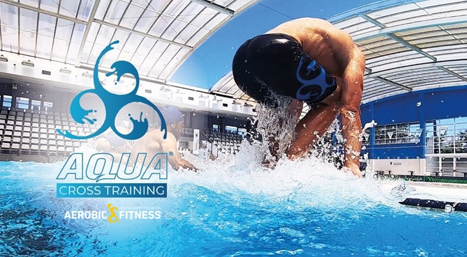 Aerobic & Fitness distribuirá en exclusiva el programa Aqua Cross Training