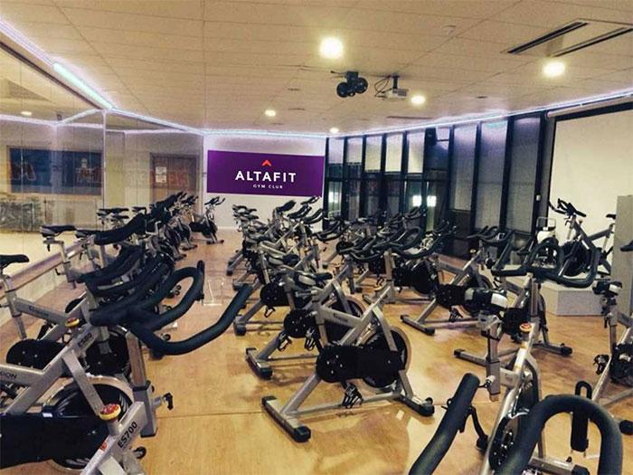 AltaFit potencia su crecimiento a golpe de adquisiciones