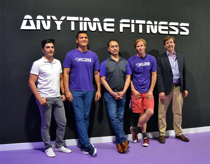 Anytime Fitness refuerza su organigrama en España