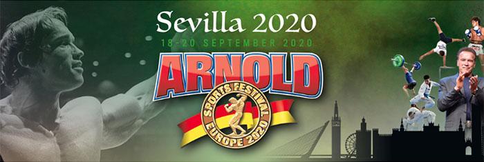Arnold Classic Europe cambia Barcelona por Sevilla