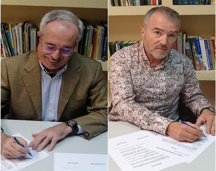 Atebi e IMBA firman un acuerdo para impulsar y defender el ciclismo