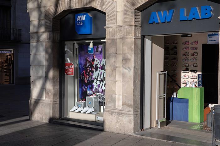 AW Lab esprinta en España y anuncia 15 nuevas tiendas para este 2020