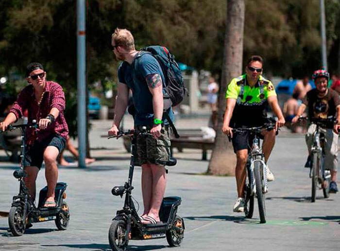 La RCxB organiza una jornada sobre bicicleta y vehículos de movilidad personal