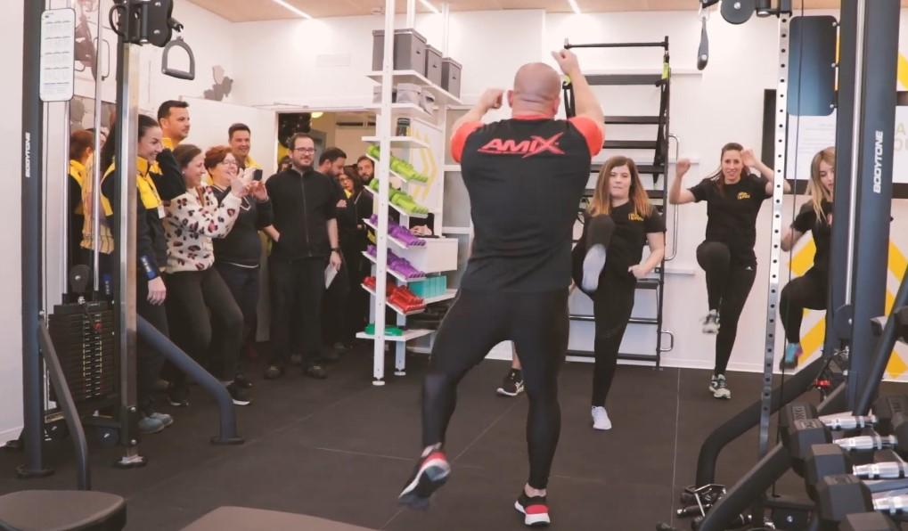 Bodytone e Ikea estrenan un proyecto piloto de gimnasios para empleados