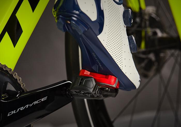 Bontrager presenta sus nuevos pedales de carretera