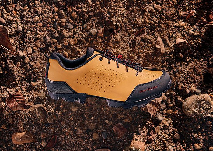 Bontrager presenta sus nuevas zapatillas para gravel