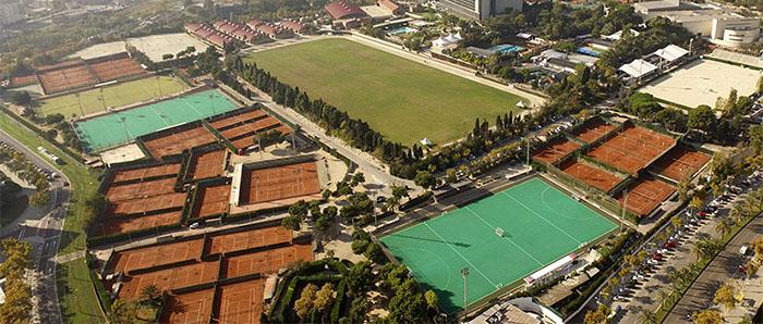 El Real Club de Polo de Barcelona proyecta un gimnasio de 5.000 m2